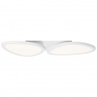 BRILLIANT G90284/05 | Stone-BRI Brilliant mennyezeti lámpa távirányító szabályozható fényerő 1x LED 3700lm 2700 <-> 6200K fehér