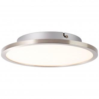 BRILLIANT G94460/13 | CeresB Brilliant mennyezeti lámpa 1x LED 1000lm 3000K szatén nikkel