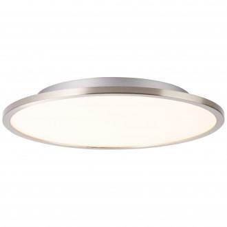 BRILLIANT G94461/13 | CeresB Brilliant mennyezeti lámpa 1x LED 2000lm 3000K szatén nikkel