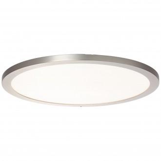 BRILLIANT G96806/68 | Smooth-WiZ Brilliant mennyezeti lámpa szabályozható fényerő 1x LED 2800lm 2700 <-> 6200K matt nikkel