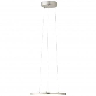BRILLIANT G96807/68 | Smooth-WiZ Brilliant függeszték lámpa szabályozható fényerő 1x LED 2400lm 2700 <-> 6200K matt nikkel
