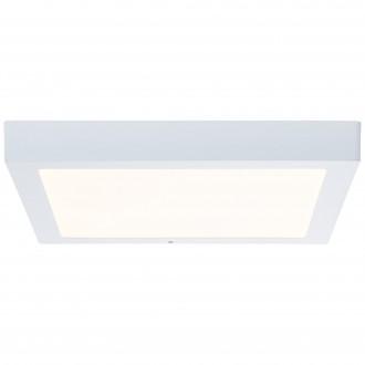 BRILLIANT G96811/05 | Jarno-WiZ Brilliant mennyezeti lámpa szabályozható fényerő 1x LED 2200lm 2700 <-> 6500K fehér