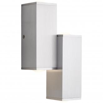 BRILLIANT G96888/21   Cubic Brilliant mennyezeti lámpa érintőkapcsoló 4x LED 1160lm 3000K alumínium