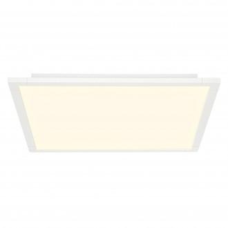 BRILLIANT G98817/05 | Flavia Brilliant mennyezeti lámpa távirányító szabályozható fényerő 1x LED 3500lm 2700 <-> 6500K fehér