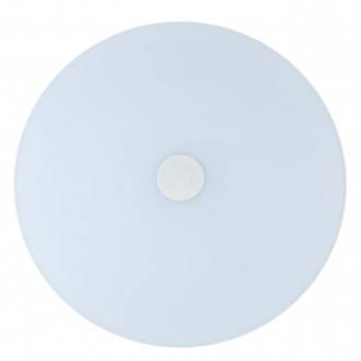 DE MARKT 660012801 | Norden De Markt mennyezeti lámpa kerek távirányító szabályozható fényerő, állítható színhőmérséklet, Bluetooth, éjjelifény 1x LED 7200lm 3000 <-> 6000K fehér, opál