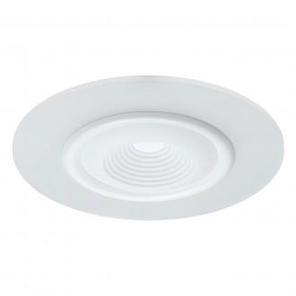 DE MARKT 661016301 | Plattling De Markt beépíthető lámpa Ø400mm 1x LED 3000lm + 1x LED 3000K fehér