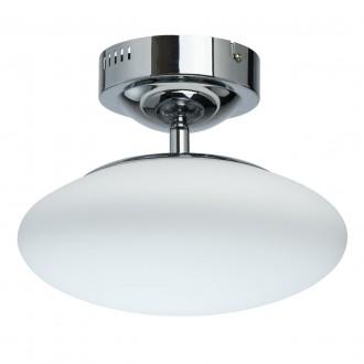 DE MARKT 706010201 | Eris-MW De Markt mennyezeti lámpa szabályozható fényerő 1x LED 2500lm 3000K króm, fehér
