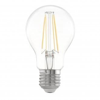EGLO 11534 | E27 6,5W -> 63W Eglo normál A60 LED fényforrás filament 810lm 2700K 360° CRI>80