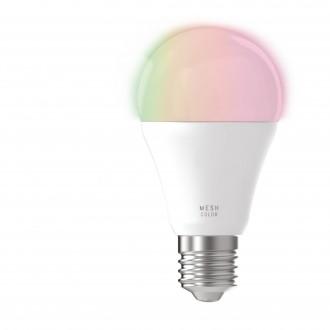 EGLO 11585 | E27 9W -> 60W Eglo normál A60 LED fényforrás okos világítás 806lm 2700 <-> 6500K szabályozható fényerő, állítható színhőmérséklet, színváltós távirányító CRI>80