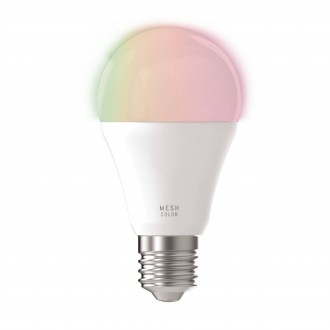 EGLO 11586 | E27 9W -> 60W Eglo normál A60 LED fényforrás okos világítás 806lm 2700 <-> 6500K szabályozható fényerő, állítható színhőmérséklet, színváltós CRI>80