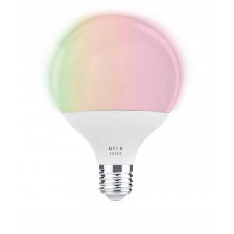 EGLO 11659 | E27 13W -> 100W Eglo nagy gömb G95 LED fényforrás okos világítás 1300lm 2700 <-> 6500K szabályozható fényerő, állítható színhőmérséklet, színváltós CRI>80