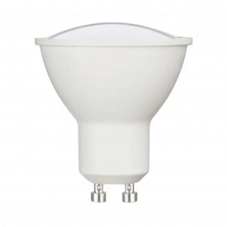 EGLO 11712 | GU10 5W -> 35W Eglo spot LED fényforrás Relax & Work 400lm 2700<->4000K szabályozható fényerő, állítható színhőmérséklet impulzus kapcsoló CRI>80