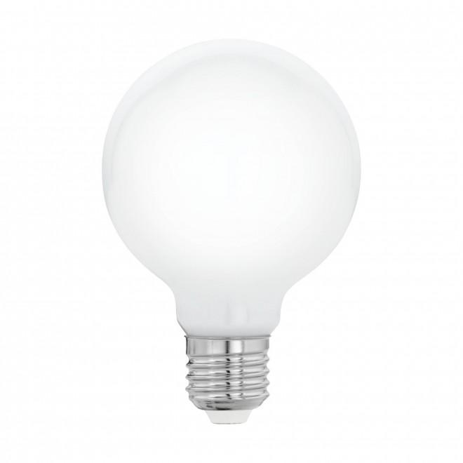 EGLO 11766 | E27 8W -> 75W Eglo nagy gömb G80 LED fényforrás 320° 1055lm 2700K 320° CRI>80