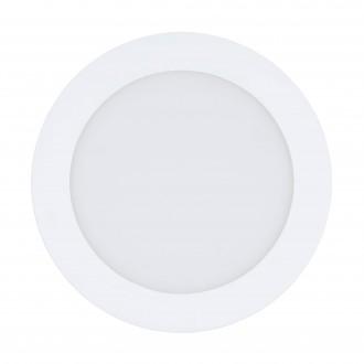 EGLO 32738 | EGLO-Connect-Fueva Eglo beépíthető okos világítás kerek szabályozható fényerő, állítható színhőmérséklet, színváltós Ø170mm 1x LED 1200lm 2700 <-> 6500K fehér