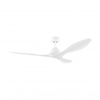 EGLO 35014   Antibes-EG Eglo ventilátor mennyezeti távirányító időkapcsoló matt fehér