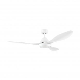 EGLO 35015 | Antibes-EG Eglo ventilátoros lámpa mennyezeti távirányító időkapcsoló 1x LED 2000lm 4000K matt fehér