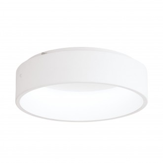 EGLO 39286 | Marghera1 Eglo mennyezeti lámpa kerek szabályozható fényerő 1x LED 3000lm 3000K fehér