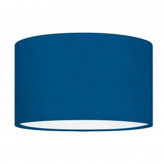EGLO 39367 | Nadina-1 Eglo búra lámpabúra kerek E27 kék
