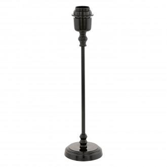 EGLO 49194 | Margate Eglo asztali lámpa 41cm kapcsoló 1x E27 fekete
