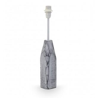EGLO 49306 | Vintage_1+1 Eglo asztali lámpa - búra nélkül 39,5cm vezeték kapcsoló 1x E14 antikolt szürke