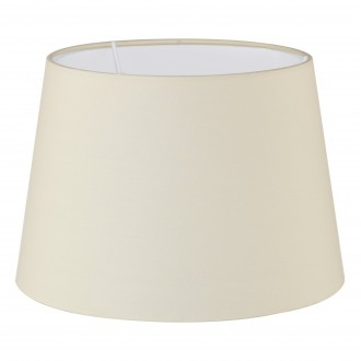 EGLO 49409 | Vintage-1+1 Eglo ernyő lámpabúra E14 / E27 fehér