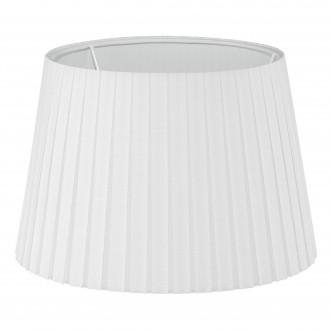 EGLO 49412 | Vintage-1+1 Eglo ernyő lámpabúra E14 fehér