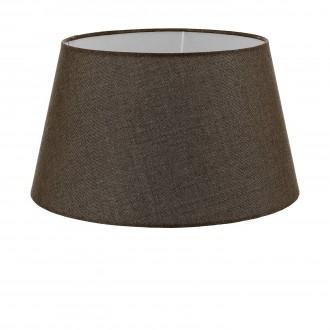 EGLO 49656 | Vintage-1+1 Eglo ernyő lámpabúra E27 barna