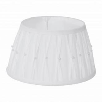 EGLO 49958   Vintage_1+1 Eglo ernyő lámpabúra E14 / E27 fehér