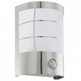 EGLO 75237 | Cerno1 Eglo fali lámpa mozgásérzékelő 1x E27 320lm 3000K IP44