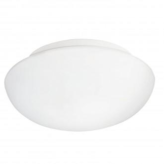 EGLO 75351 | Ella_C Eglo mennyezeti lámpa távirányító szabályozható fényerő, színváltós 1x E27 470lm RGBK fehér