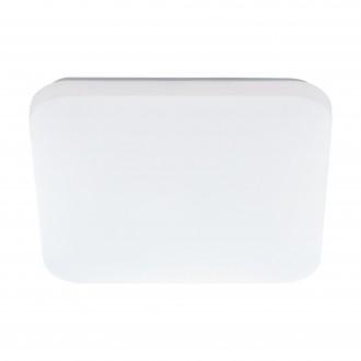 EGLO 75469 | Frania Eglo fali, mennyezeti lámpa négyzet 1x LED 720lm 3000K fehér