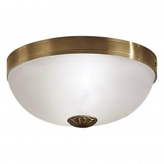 EGLO 82741 | Imperial Eglo mennyezeti lámpa 2x E27 bronz, fehér