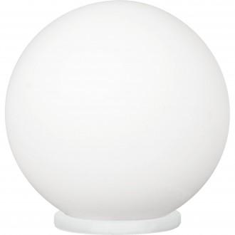 EGLO 85264 | Rondo Eglo asztali lámpa 20cm vezeték kapcsoló 1x E27