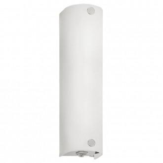 EGLO 85337 | Mono Eglo fali lámpa kapcsoló 1x E14 króm, szatén
