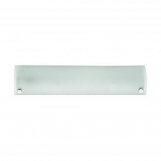 EGLO 85338 | Mono Eglo fali lámpa kapcsoló 2x E14 króm, szatén