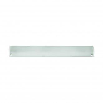 EGLO 85339 | Mono Eglo fali lámpa kapcsoló 3x E14 króm, szatén