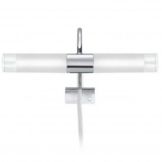 EGLO 85816 | Granada Eglo fali lámpa 2x G9 króm, szatén