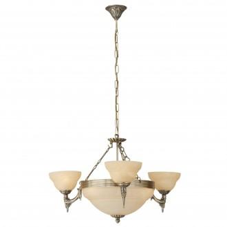EGLO 85857 | Marbella Eglo csillár lámpa 6x E14