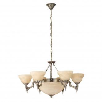 EGLO 85858 | Marbella Eglo csillár lámpa 9x E14