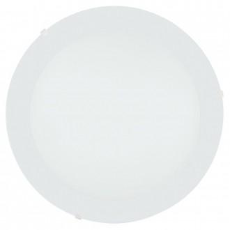 EGLO 86081 | Albedo Eglo fali, mennyezeti lámpa 1x E27 szatén, átlátszó