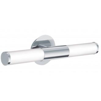 EGLO 87219 | Palmera Eglo fali lámpa 2x E14 IP44 króm, opál