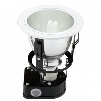 EGLO 87991 | Basic2 Eglo beépíthető - mélysugárzó lámpa Ø145mm 1x E27 fehér