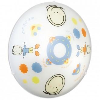 EGLO 88972 | Junior2 Eglo mennyezeti lámpa 2x E27 színes