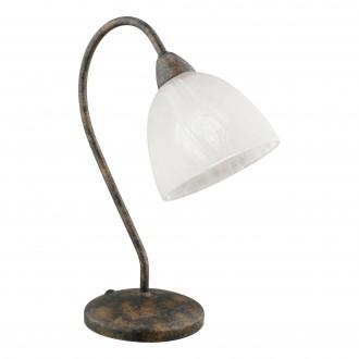 EGLO 89899 | Dionis Eglo asztali lámpa 34cm vezeték kapcsoló 1x E14