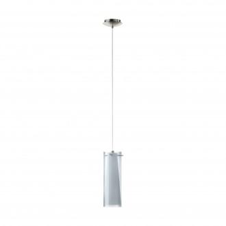 EGLO 90304 | PintoNero Eglo függeszték lámpa 1x E27