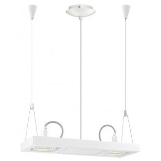 EGLO 90688 | Vectus Eglo függeszték lámpa 2x MR16 / GU5.3 fehér