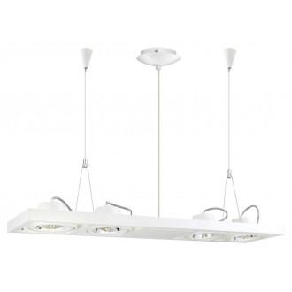 EGLO 90699 | Vectus Eglo függeszték lámpa 4x G53 / AR111 fehér