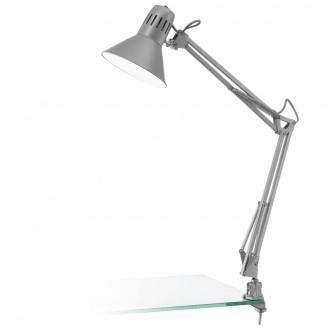EGLO 90874 | Firmo Eglo satus lámpa 95,5cm kapcsoló elforgatható alkatrészek 1x E27 ezüst