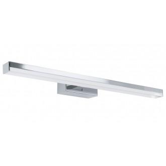 EGLO 91365 | Hakana Eglo falikar lámpa 1x LED 1980lm 3000K króm, fehér