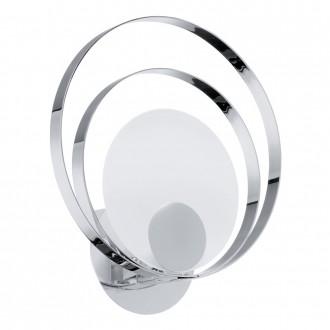 EGLO 91474 | Ringo3 Eglo fali lámpa 1x G9 króm, szatén